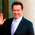 Arnold Schwarzenegger. Archivo.