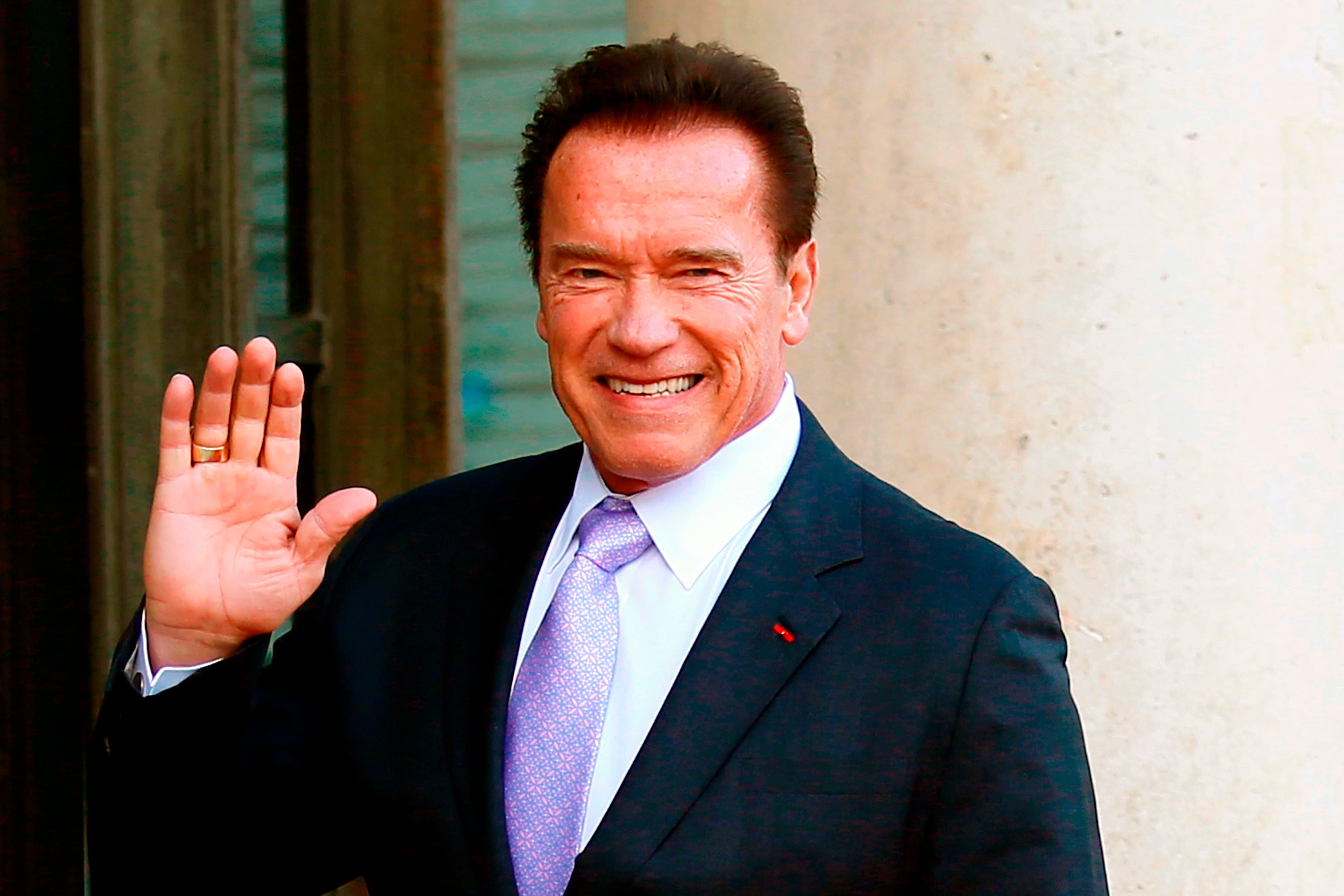 Arnold Schwarzenegger se recupera en un hospital de Los Ángeles tras someterse a una cirugía del corazón