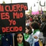 El debate sobre la despenalización del aborto se abrió paso en el Parlamento/AFP