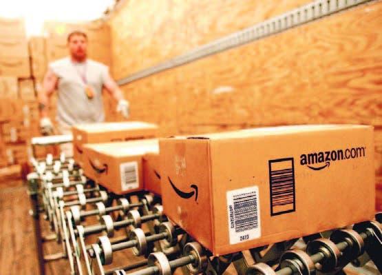 Amazon quiere imitar a PayPal y asociarse con bancos