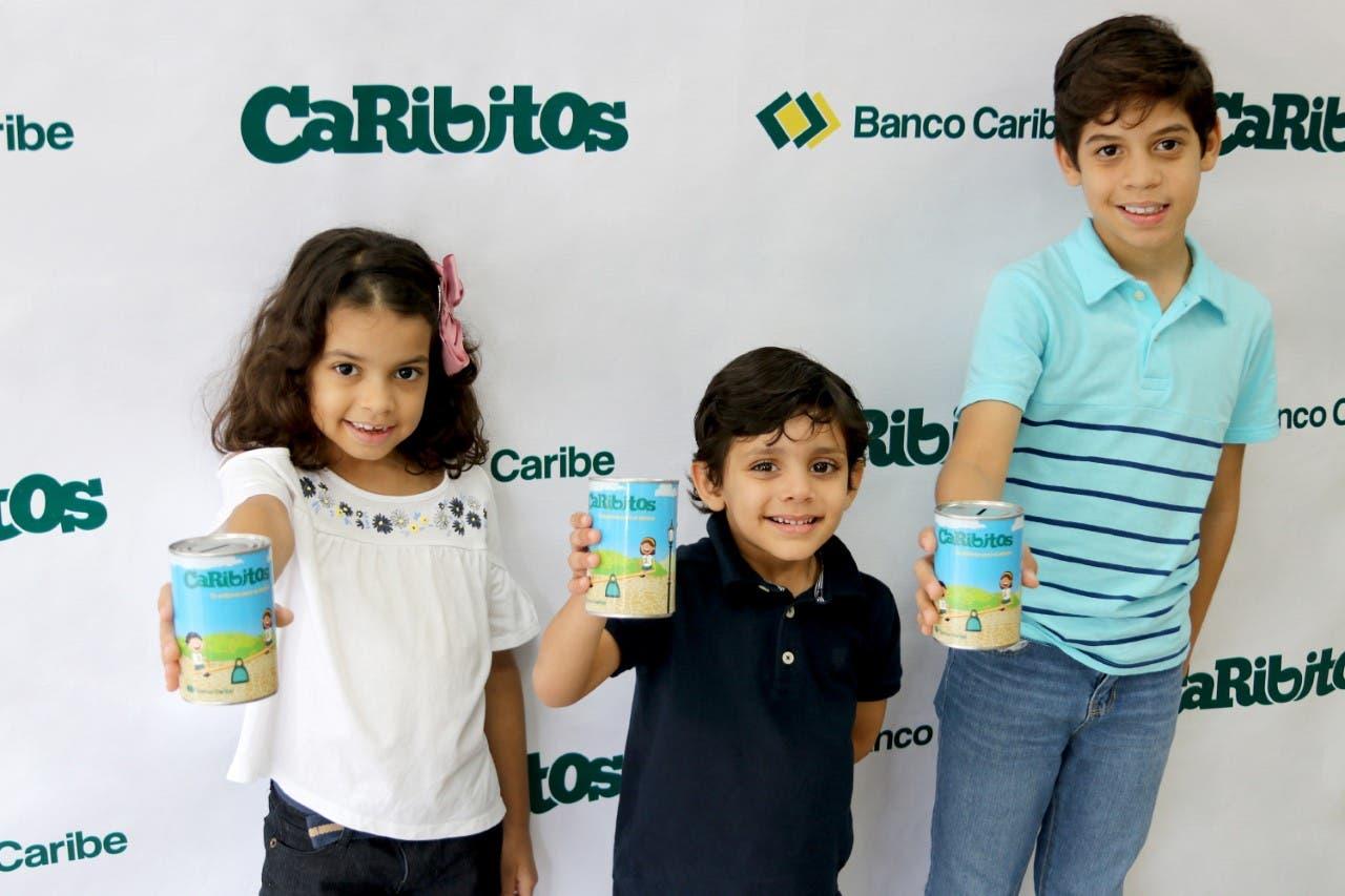 Banco Caribe presenta cuenta de ahorro infantil Caribitos