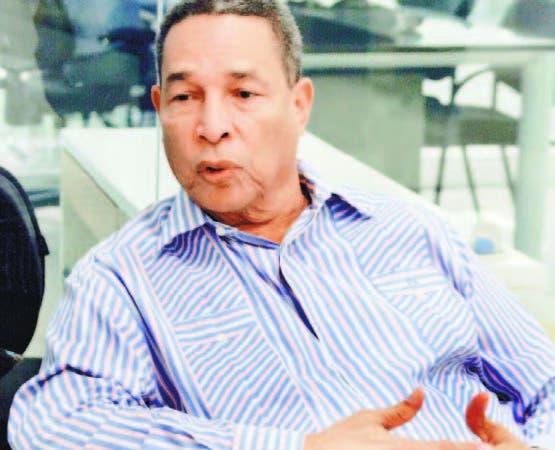 Arsenio Borges, director de Servicio Público del ADN