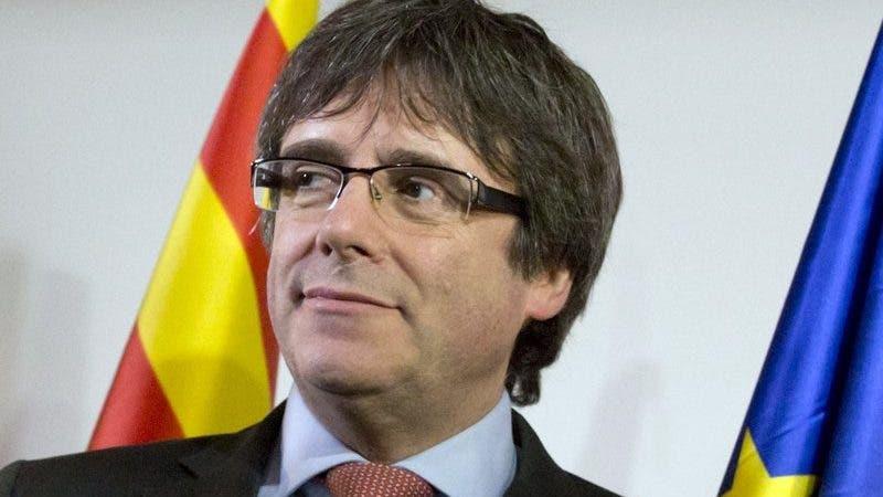 Carles Puigdemont. AP.