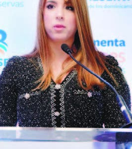 Carolina Veras, de Banreservas.