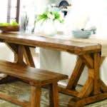 Combinación de banqueta con sillas más formales