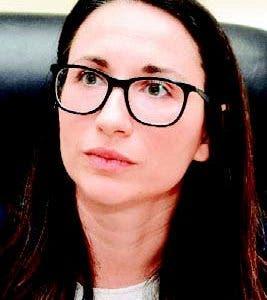 Cristina Riboni, gerente del fondo
