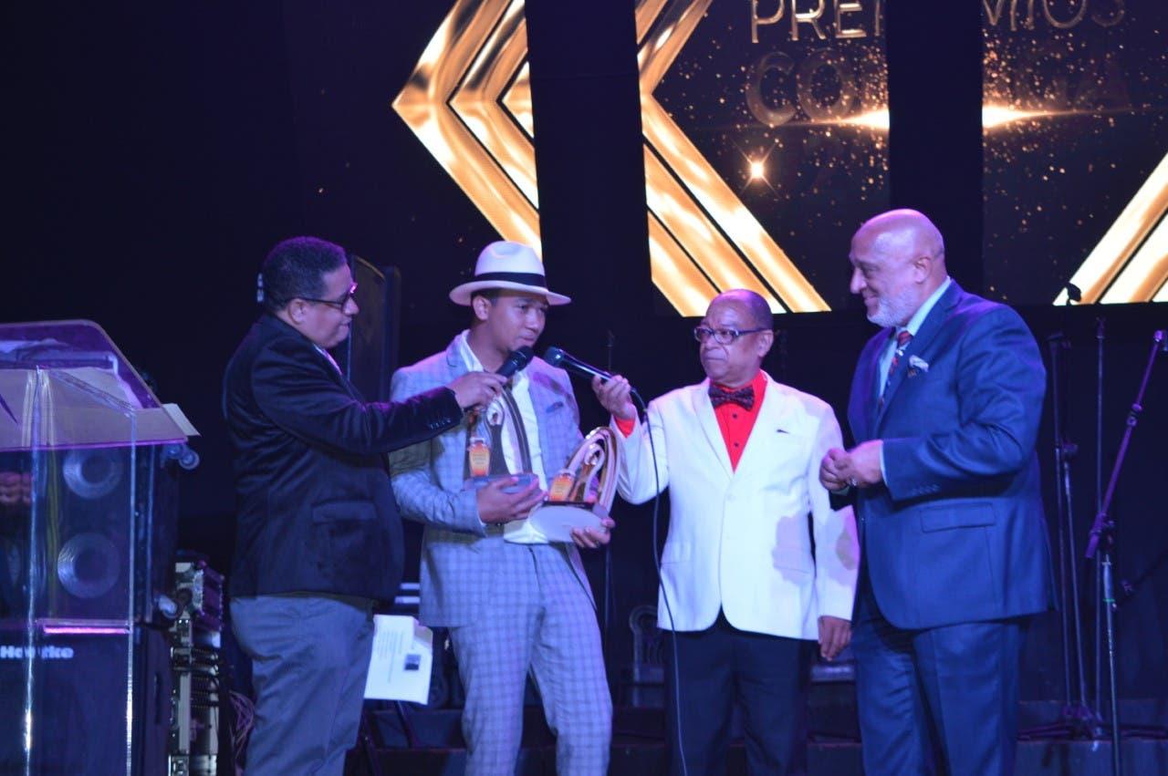 Los Conga 2018 premian a David Kada como Salsero del Año