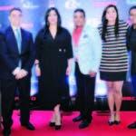 Desirée Reyes, Archie López, Madelyn Martínez, Miguel Céspedes,