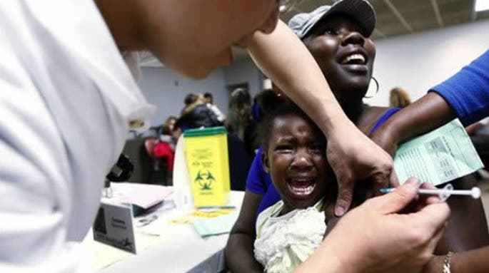 Confirman tres muertos por difteria en Haití; identifican 60 casos probables