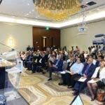 Doctor Federico Tobar en conferencia sobre enmfermedades cataxtroficas SISALRIL