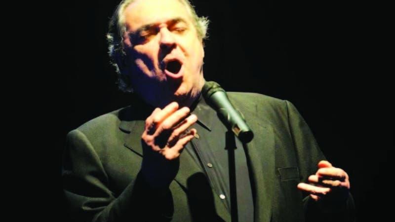 El cantautor argentino Alberto Cortez es conocido en América Latina, Estados Unidos y Europa.
