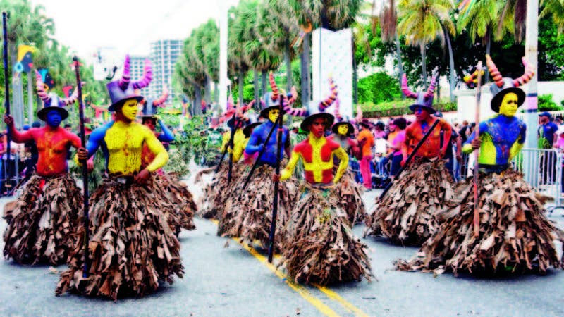 El jurado del Desfile Nacional de Carnaval 2018 estuvo presidido por Pedro Julio de la Rosa.