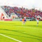 El moderno estadio Cibao FC, escenario del juego de la selección RD