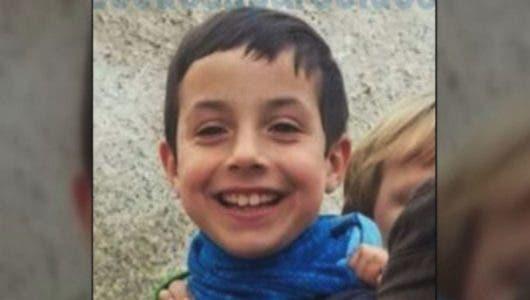 Ell niño Gabriel Cruz.