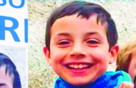 Gabriel, el niño español asesinado