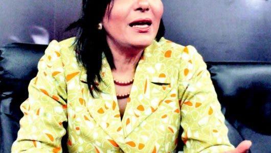 Geanilda Vásquez quiere un PRM incluyente  y progresista