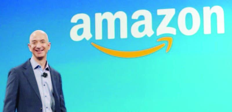 """Jeff Bezos es el hombre más rico del mundo, según la lista de grandes fortunas de la revista """"Forb es""""."""