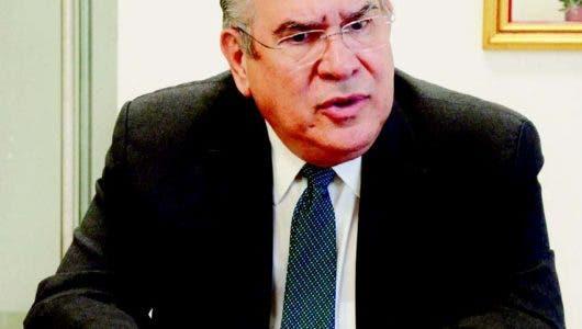 Jesús Feris  se define candidato Presidencia PRM de la unidad