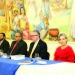 Juan H. Reyes, Alejandro Moscoso Segarra, Antonio García Padilla y Esther Agelán Casasnovas.