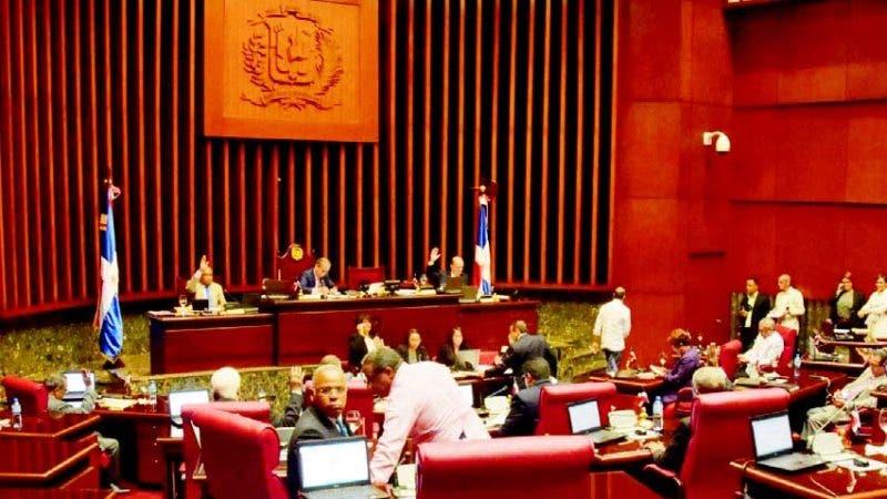 La Comisión Bicameral había consensuado la mayoría de los artículos de la Ley de Partidos
