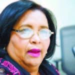 La doctora Mercedes Rodríguez, directora del Seguro Nacional Salud