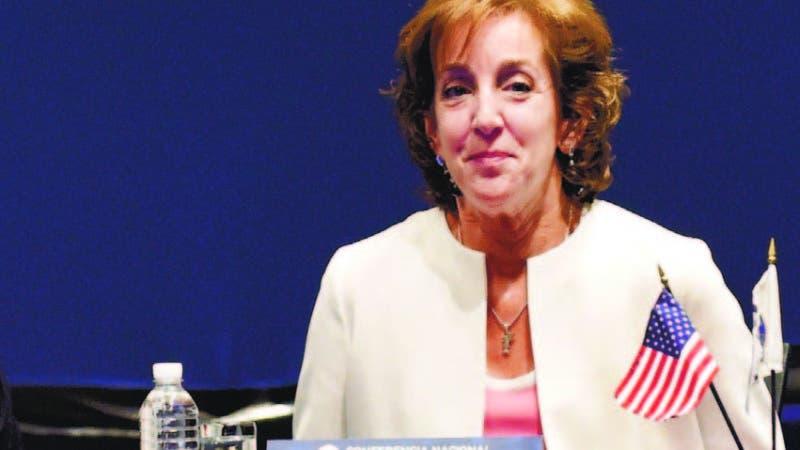 La embajadora de Estados Unidos en México, Roberta Jacobson, dejará cargo en mayo