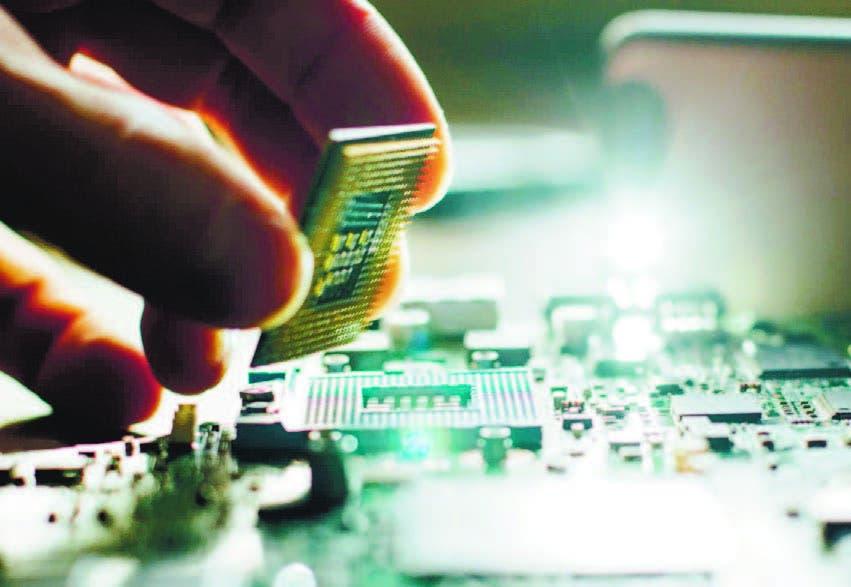 La tecnología cuántica no solo aplica a la computación sino a la industria farmacéuticas y otras
