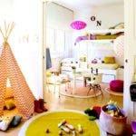 Las alfombras redondas además de calidez aportan belleza a los espacios