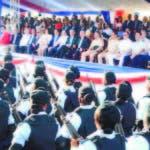 Los colores de la Patria de manifiesto en la conmemoración