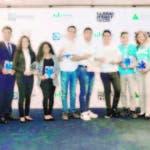 Los ganadores de la cuarta versión de Banquero Joven Popular