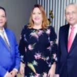 Mairení Rivas Polanco, Eloisa Muñoz y Jorge A. Subero Isa