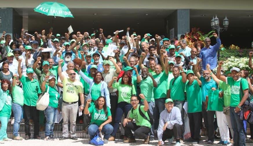 Marcha Verde exige la destitución de los miembros de la Cámara de Cuentas