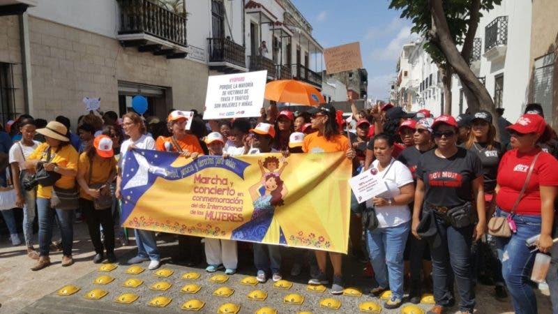 Marcha por Las Mujeres 1