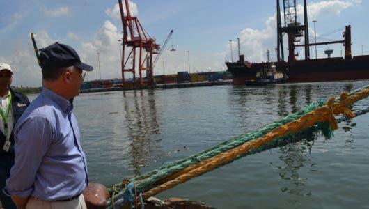 Medio Ambiente sancionará compañía por sustancia vertida en río Haina