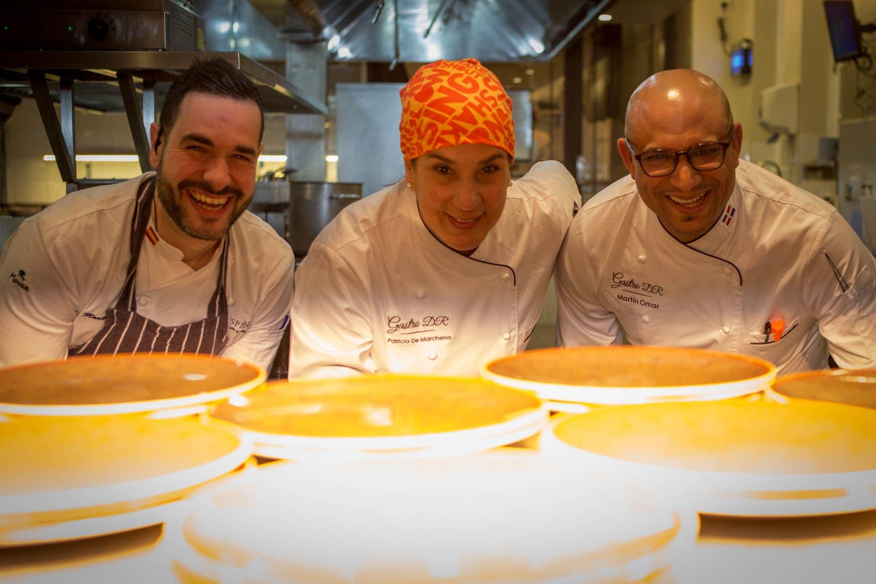 Celebran en Londres la gastronomía dominicana