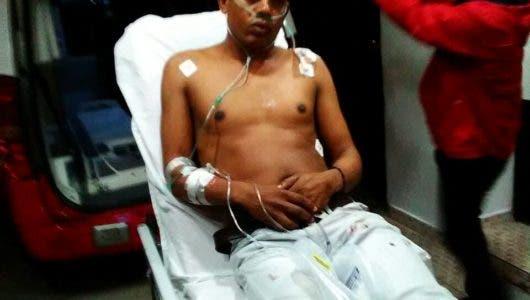 Hieren un oficial de la Policía Nacional durante tiroteo en Bonao