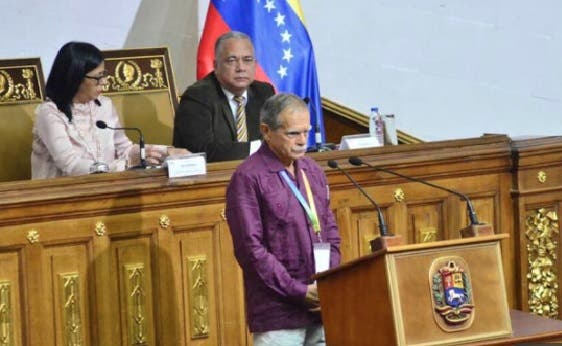 Puertorriqueño Oscar López Rivera/Foto: Fuente externa.