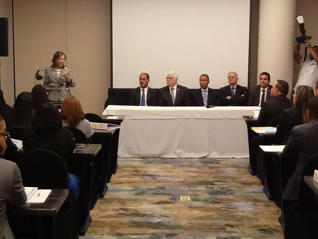Inspectores del Poder Judicial participan en programa de capacitación sobre técnicas de investigación