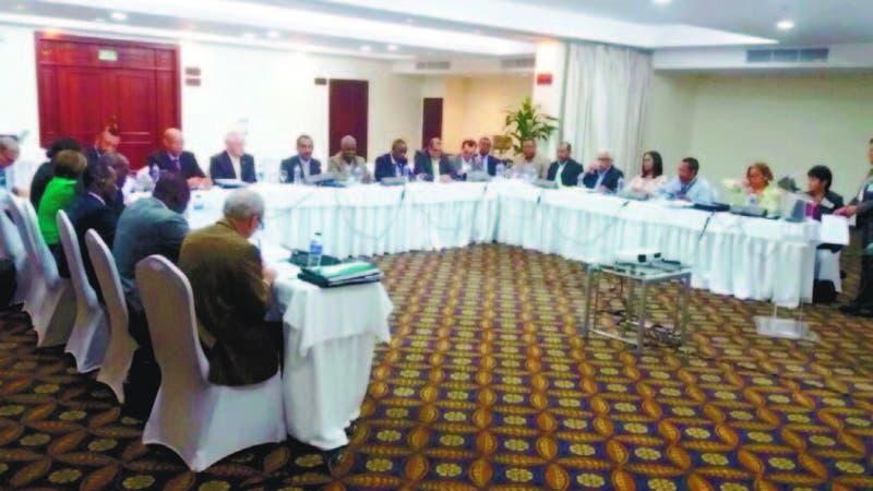 Participantes en el taller de sanidad impartido por las Agencias de Cooperación Internacional