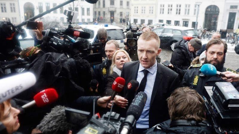 Peter Madsen/AFP