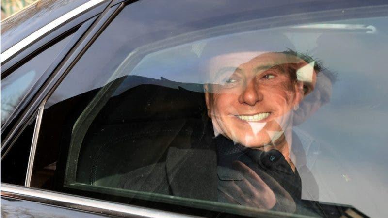 Silvio Berlusconi/AFP