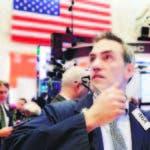 Tensión en Wall Street
