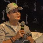 Victor Manuelle, llega a ensayos de Premios Soberano 2018