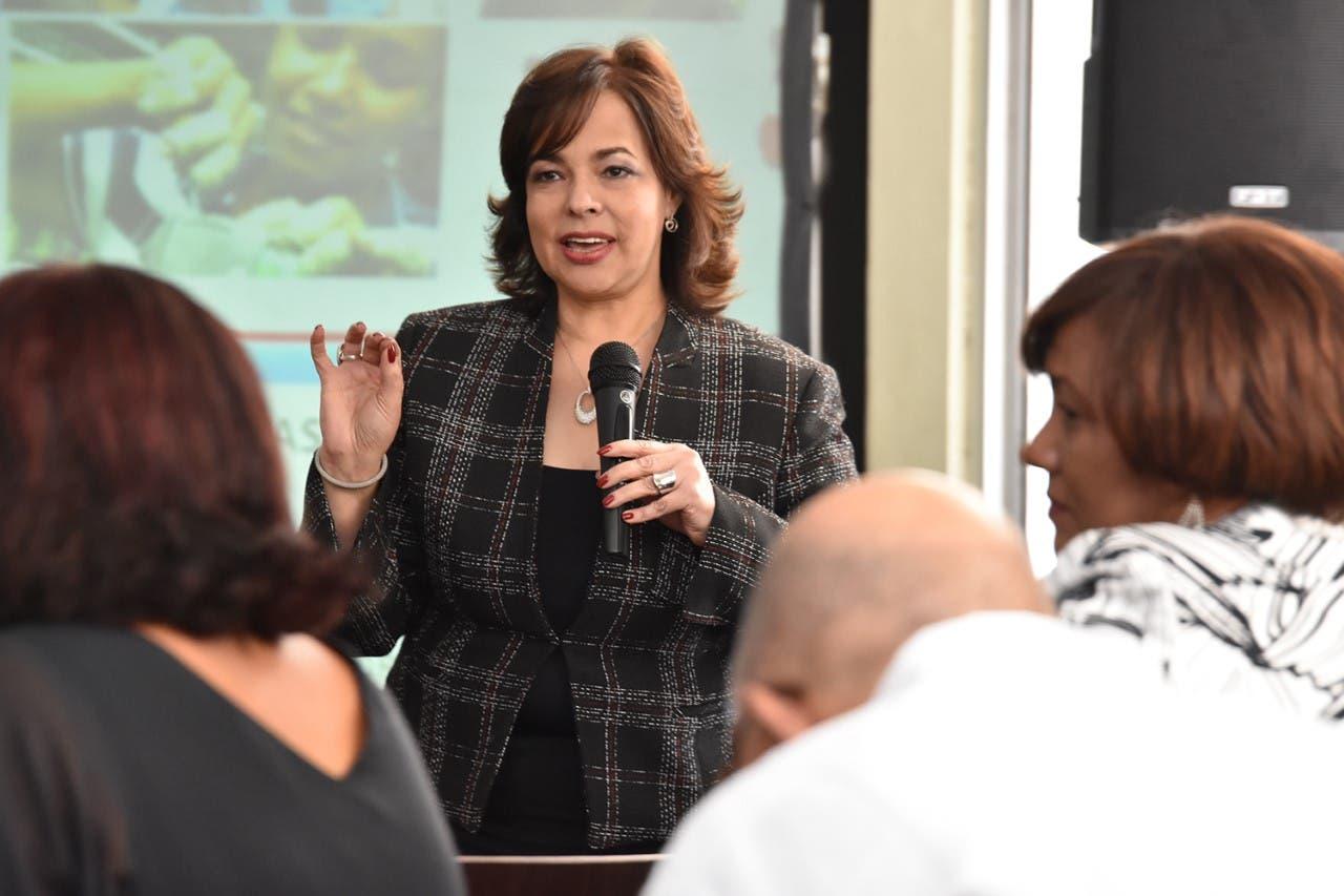 Yokasta Guzmán: Mujeres recibieron contratos por más de 6 mil millones