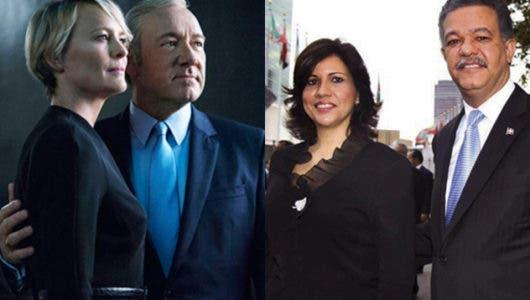 Leonel Fernández y Margarita Cedeño, ¿El House of Cards dominicano?