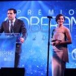 En esta ocasión los Premios Soberano 2018 serán conducidos por los presentadores Roberto Ángel Salcedo y Nashla Bogaert y como de costumbre, tendrán de escenario al Teatro Nacional Eduardo Brito.