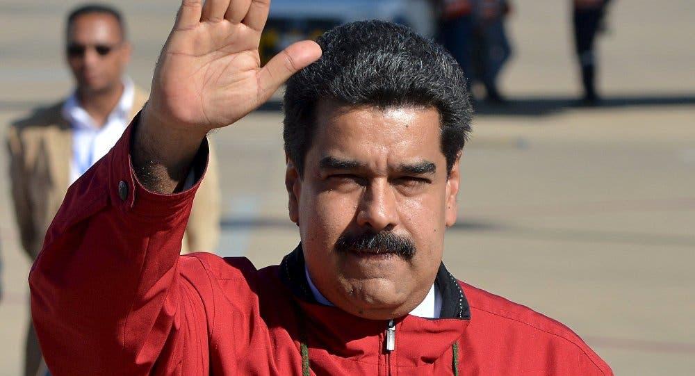 """Maduro viaja a Cuba para """"visualizar el futuro"""" con Díaz-Canel"""