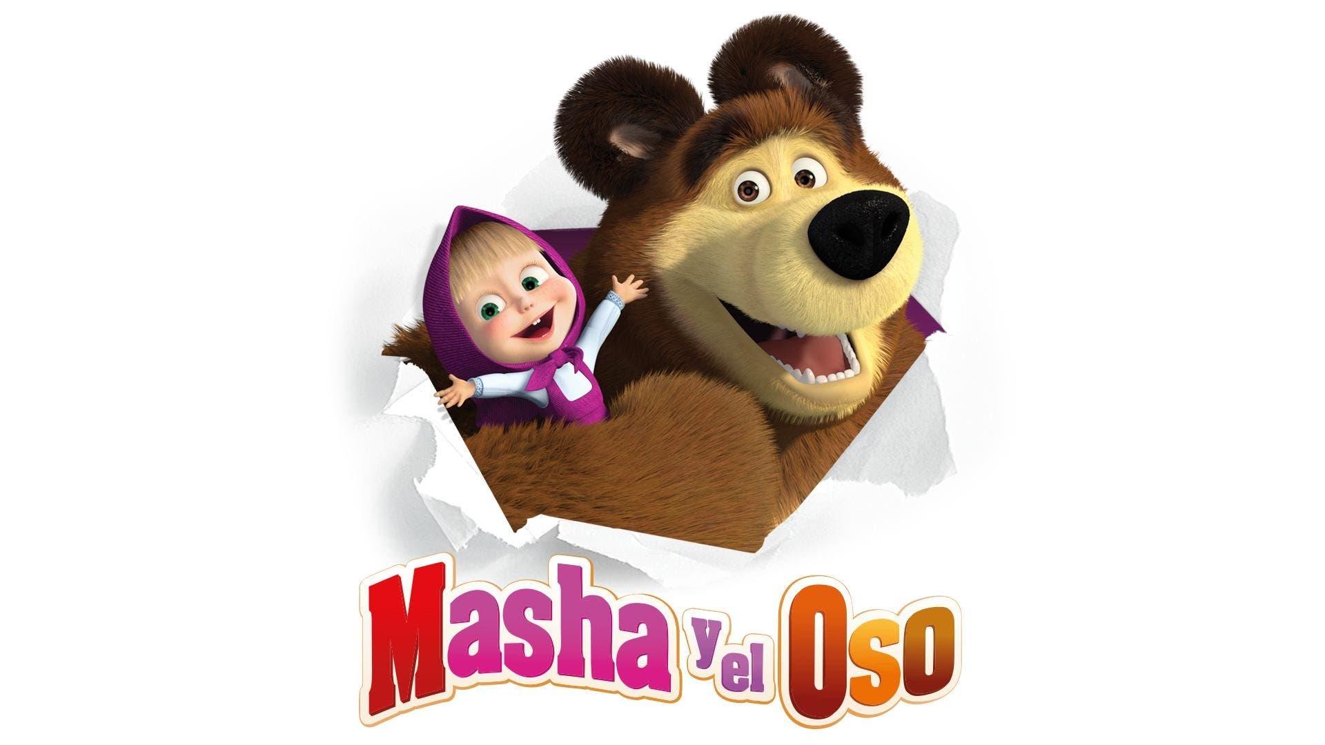 """Musical """"Masha y el Oso"""", del 11 al 13 de mayo en el Teatro Nacional"""