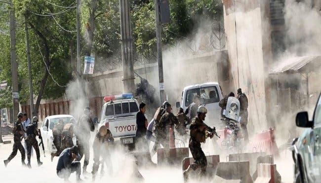 Mueren 11 niños en ataque suicida contra convoy de OTAN en sur de Afganistán