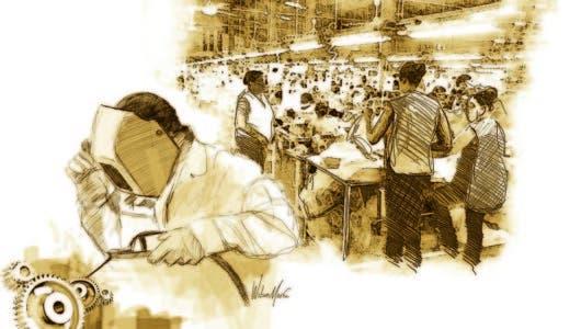 Sobre el mercado de trabajo